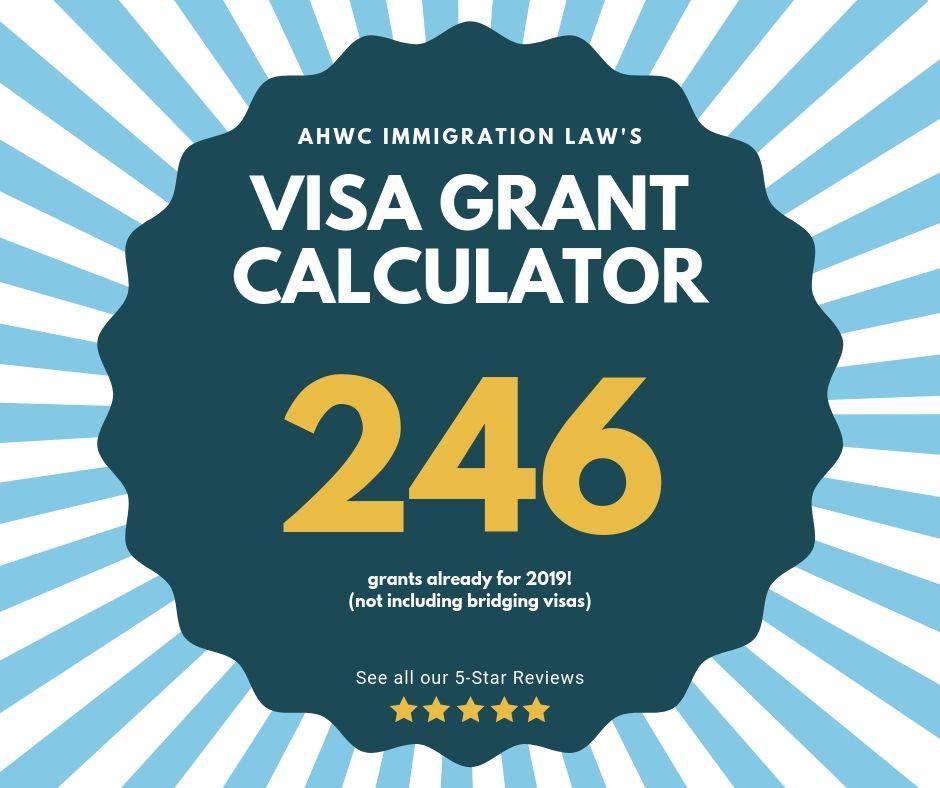 Our Visa Grant Calculator