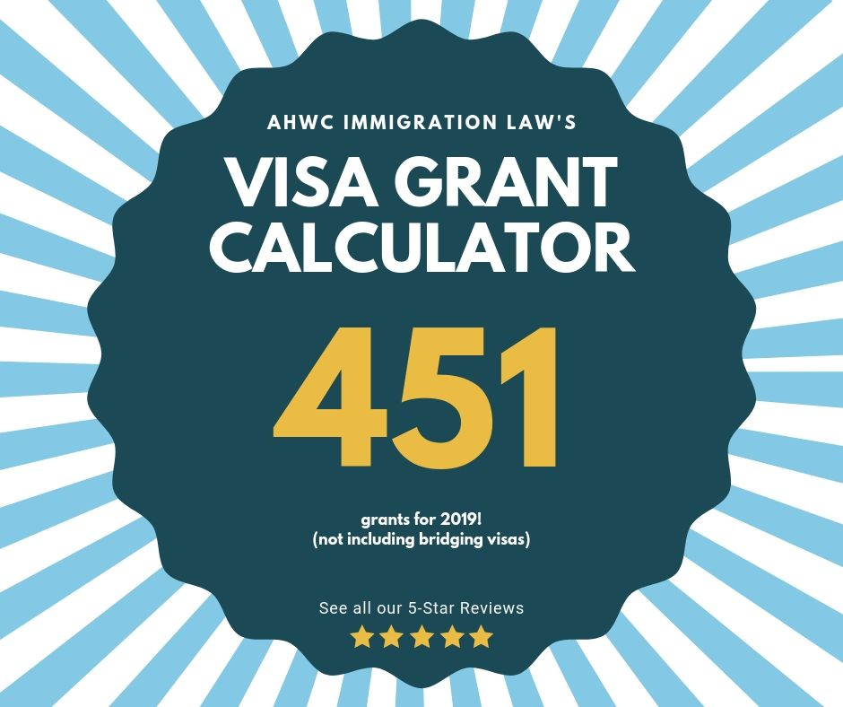 Our Visa Grant Calculator